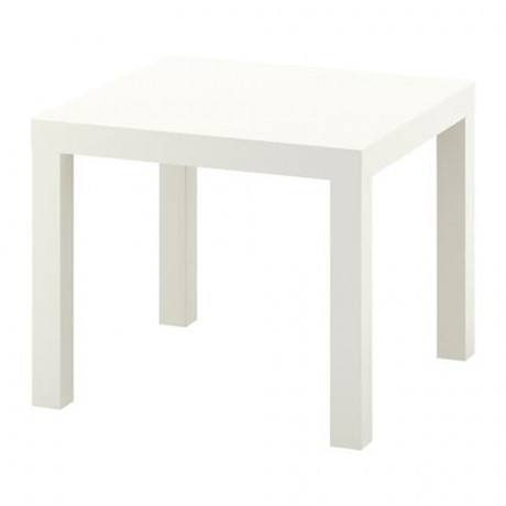 Придиванный столик ЛАКК под беленый дуб фото 8